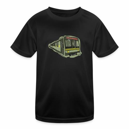 Urban convoy - Maglietta sportiva per bambini