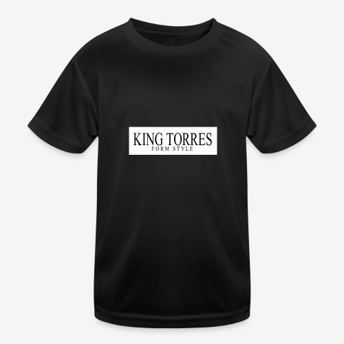 king torres - Camiseta funcional para niños