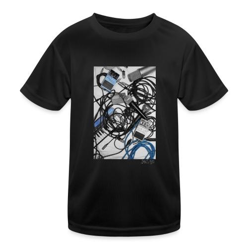 Jumio Print - Lasten tekninen t-paita