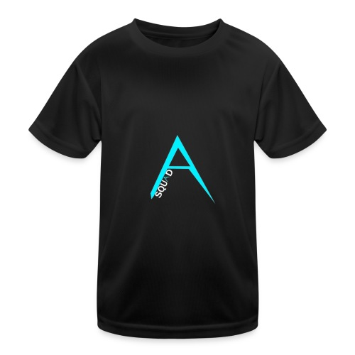 ANGISTEF SQUAD LOGO - Funktions-T-shirt barn