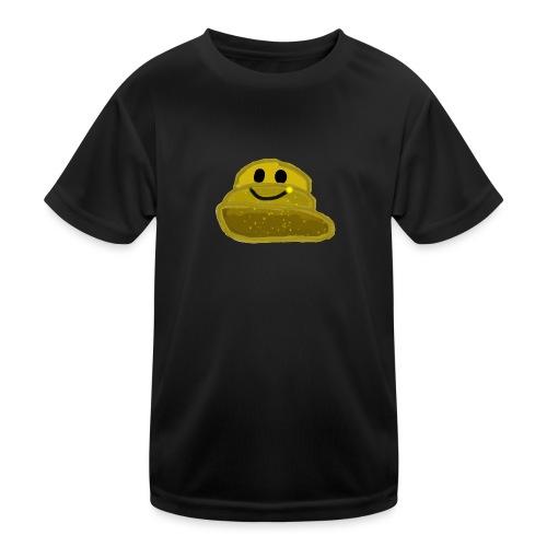 EinfachMC-Logo - Kinder Funktions-T-Shirt