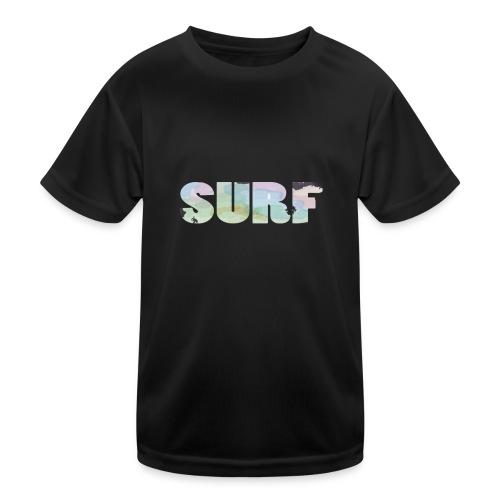 Surf summer beach T-shirt - Kids Functional T-Shirt