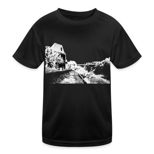J'aime Mouleydier - Pont F - T-shirt sport Enfant