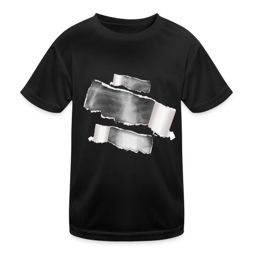 Chest X-Ray - Maglietta sportiva per bambini