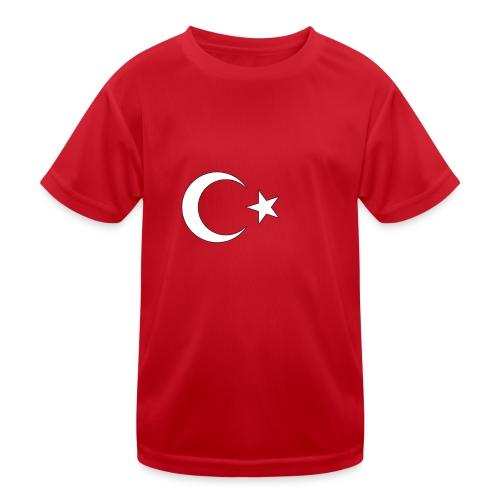 Turquie - T-shirt sport Enfant