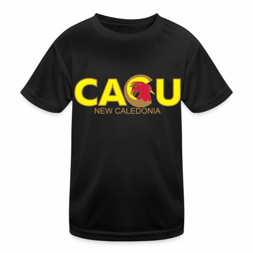 Cagu New Caldeonia - T-shirt sport Enfant