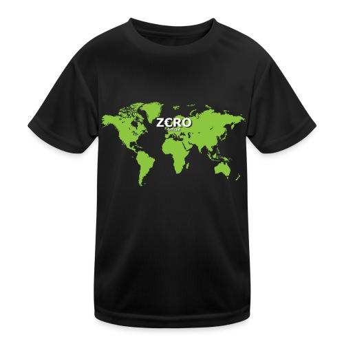 World Z€RO official - Kids Functional T-Shirt