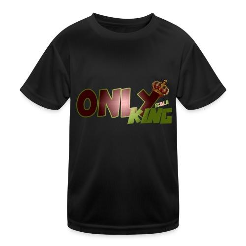 OnlyKing Ecolo design - T-shirt sport Enfant