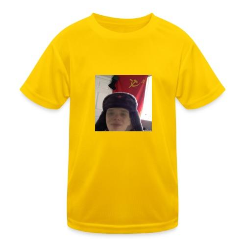 Kommunisti Saska - Lasten tekninen t-paita