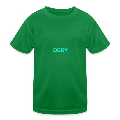 DERY - Kinder Funktions-T-Shirt