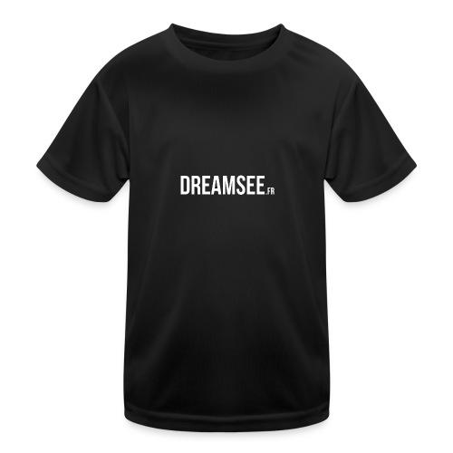 Dreamsee - T-shirt sport Enfant