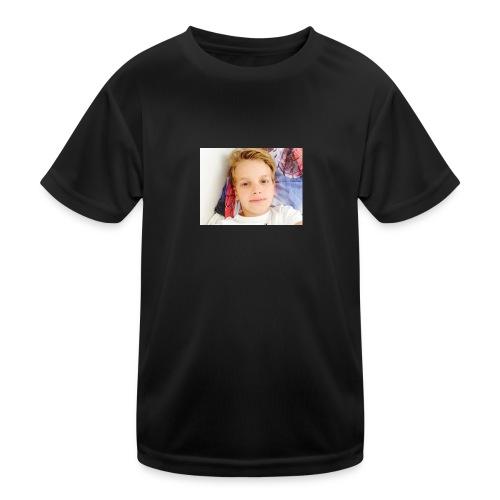 first design - Funktionsshirt til børn