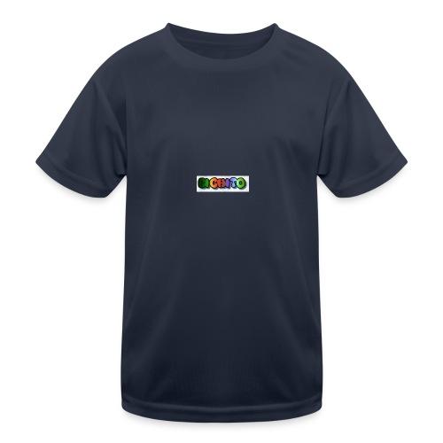 cooltext206752207876282 - Camiseta funcional para niños