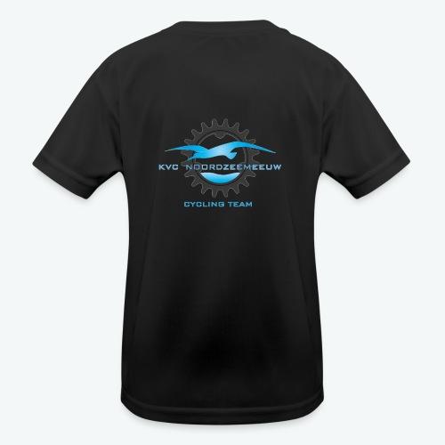 kledijlijn NZM 2017 - Functioneel T-shirt voor kinderen