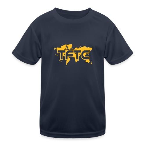 TFTC - 1color - 2011 - Kinder Funktions-T-Shirt