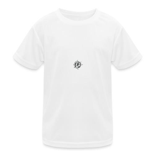 KOMPAS OFFICIAL - Functioneel T-shirt voor kinderen