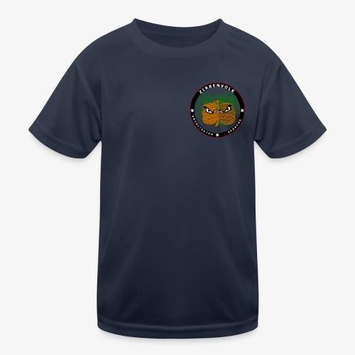 Zirbenvolk - Goes East! - Kinder Funktions-T-Shirt