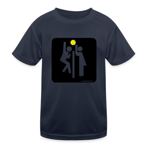 Toilet Volley - Maglietta sportiva per bambini