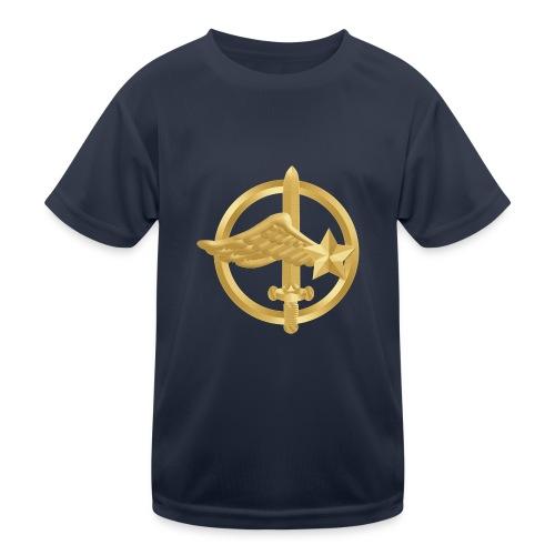 Tasse Fusiliers Commandos de l'Air - T-shirt sport Enfant