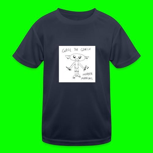 Murder Madrigals - Kids Functional T-Shirt