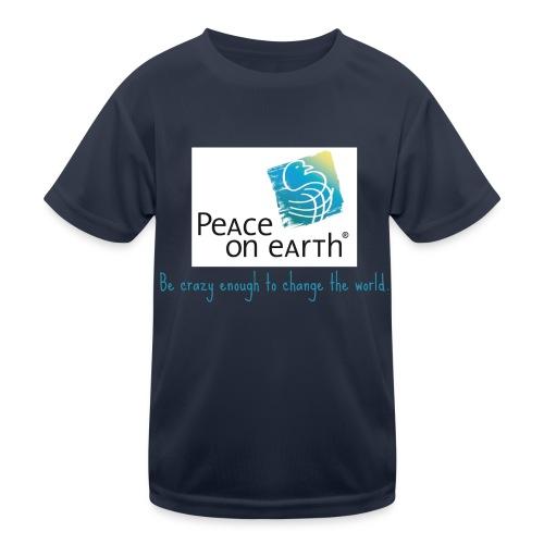 becrazy1 - Kinder Funktions-T-Shirt