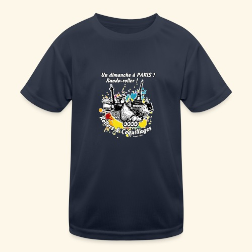 Splash - T-shirt sport Enfant