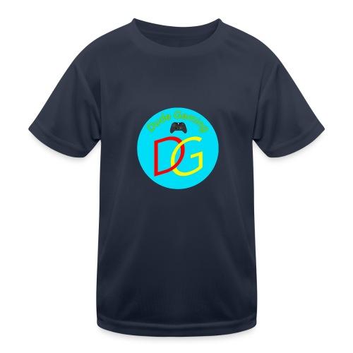 Dude Gaming - Funktionsshirt til børn