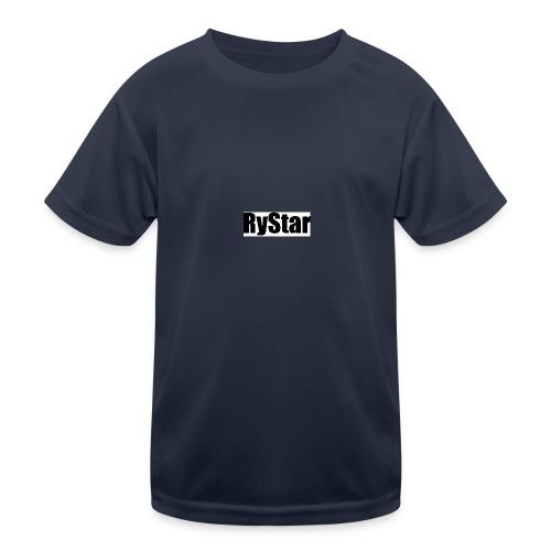 Ry Star clothing line - Kids Functional T-Shirt