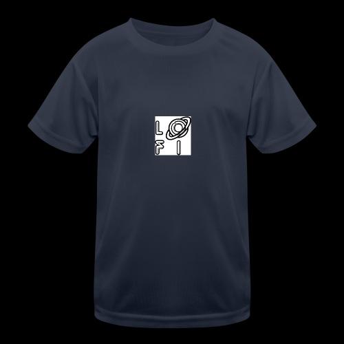 PLANET LOFI - Kids Functional T-Shirt