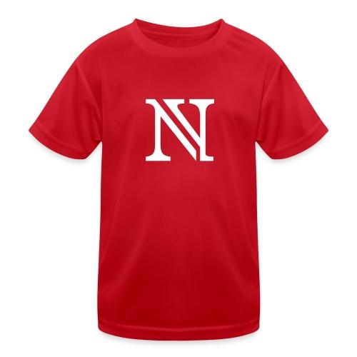 N allein - Kinder Funktions-T-Shirt