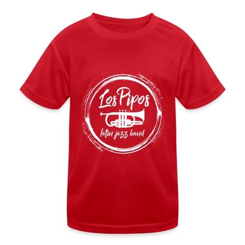 Los Pipos - Die Latin Jazz band - Kinder Funktions-T-Shirt