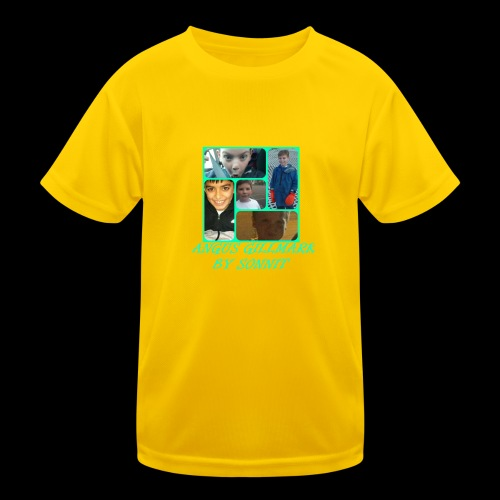Limited Edition Gillmark Family - Kids Functional T-Shirt