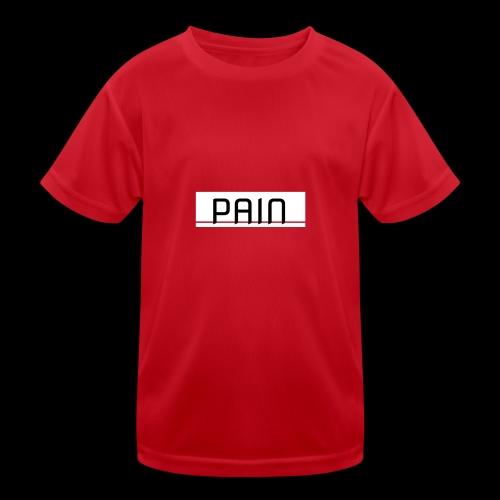 pain - Funkcjonalna koszulka dziecięca