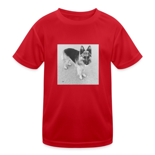 Ready, set, go - Functioneel T-shirt voor kinderen