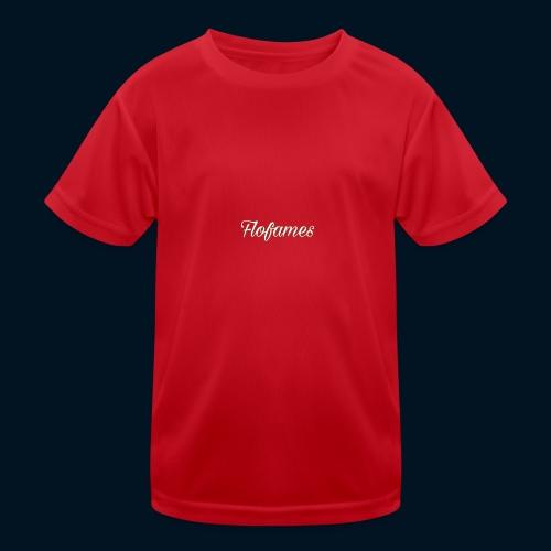 camicia di flofames - Maglietta sportiva per bambini