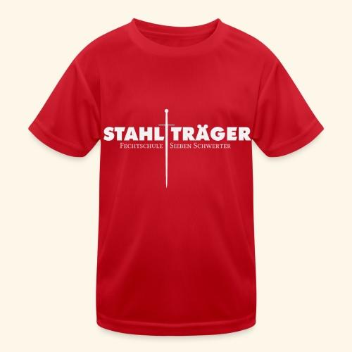 Stahlträger - Kinder Funktions-T-Shirt