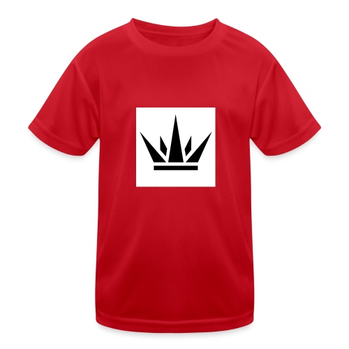 King T-Shirt 2017 - Kids Functional T-Shirt