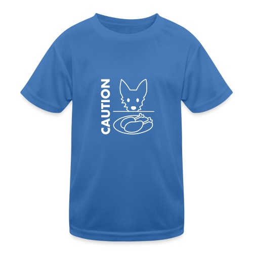 Podengo - Kinder Funktions-T-Shirt