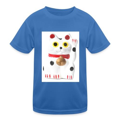 luckycat - Kids Functional T-Shirt