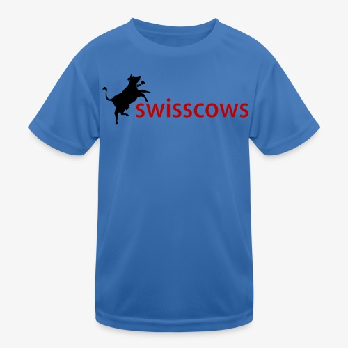 Swisscows - Kinder Funktions-T-Shirt