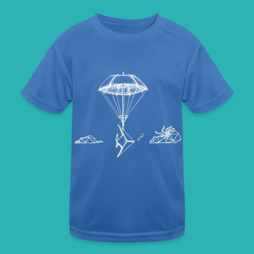 Galleggiar_o_affondare-png - Maglietta sportiva per bambini