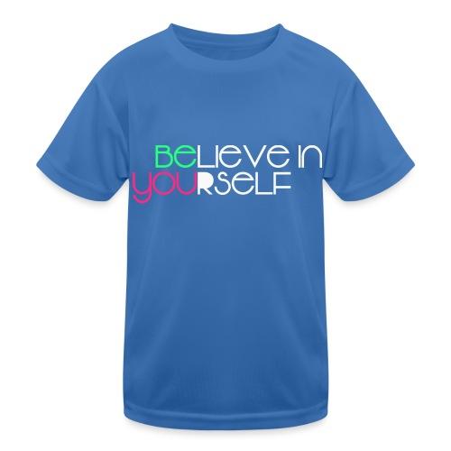 be you - Maglietta sportiva per bambini