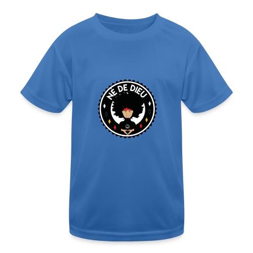 ne de Dieu - T-shirt sport Enfant