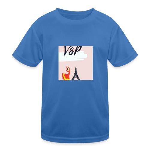5093CF6A 6ED5 4C11 9553 75CE5F6F2F40 1 - Camiseta funcional para niños