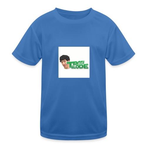 spillette - Maglietta sportiva per bambini