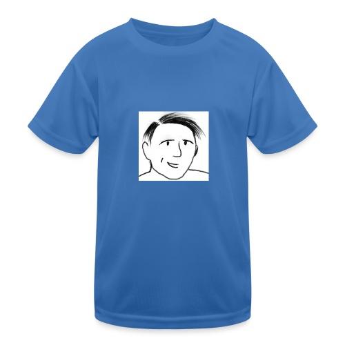 Prof Pon - Maglietta sportiva per bambini