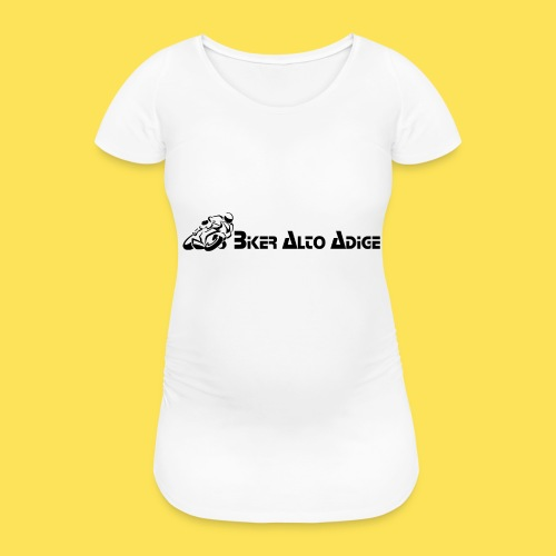 Logo - Maglietta gravidanza da donna