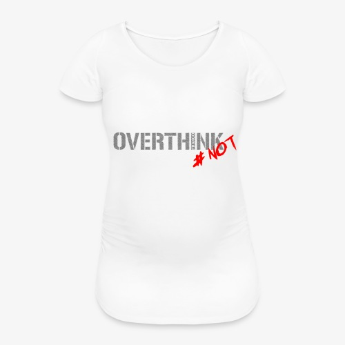 W Collection 17-18 - Women's Pregnancy T-Shirt