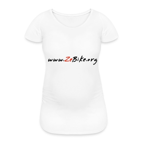wwwzebikeorg s - T-shirt de grossesse Femme