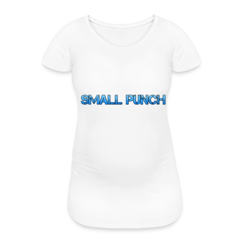 small punch merch - Women's Pregnancy T-Shirt